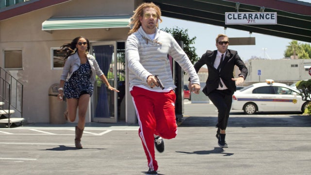 Bradley Cooper Shamed By Race Fans For Taking Handicap Trolley [UPDATE: It Wasn't Him]