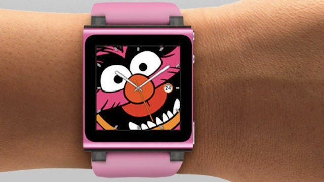 The 5 Weirdest iPod Nano Watch Faces