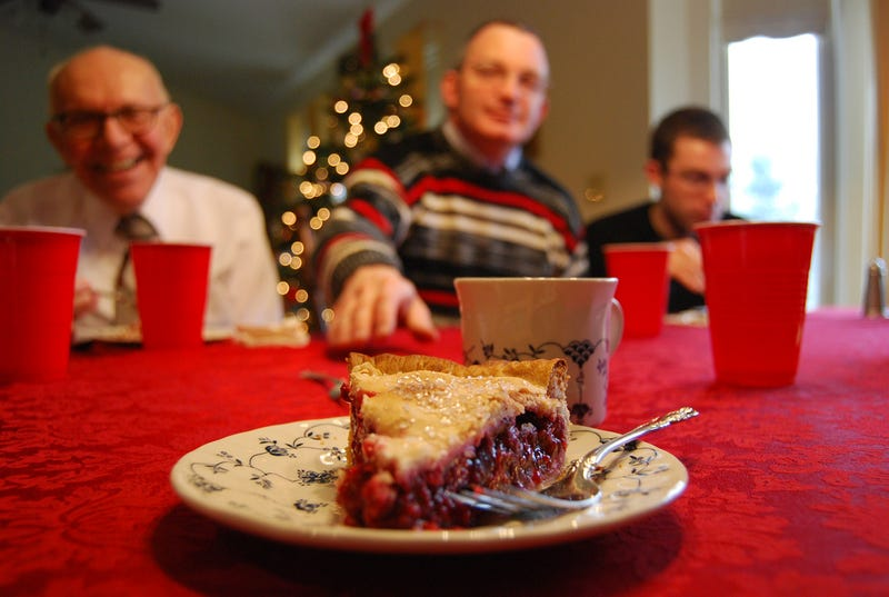 How to Shoot Christmas Dinner Like a New York Times Photographer