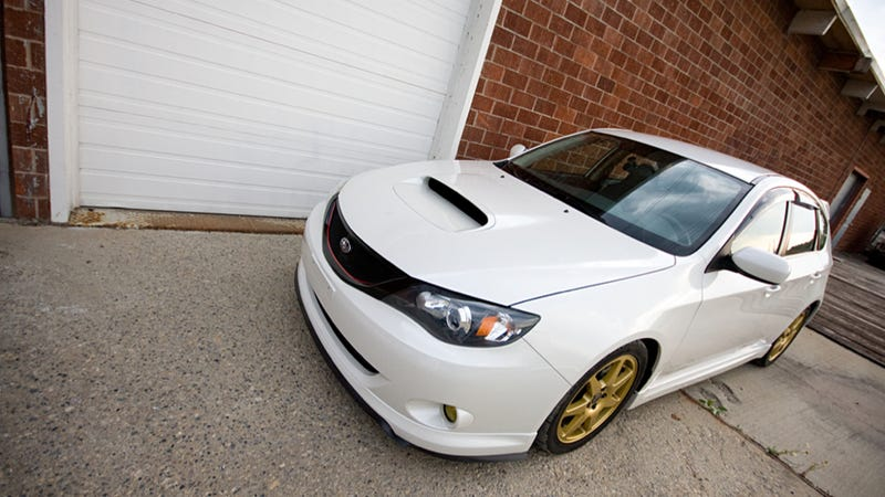 Cancer-Striken Teen Is Awesome, Gets Awesome WRX Birthday Gift