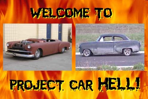PCH, Pre-Shoebox Chevy Edition: Jag-Powered '51 or Dwarf-Built '53?
