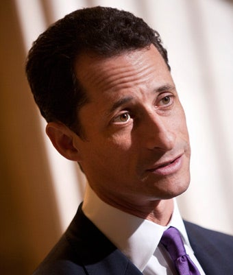 Evil Goat Attacks Anthony Weiner