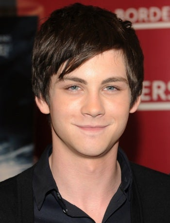 Is This Pipsqueak Logan Lerman The Next Spider-Man?