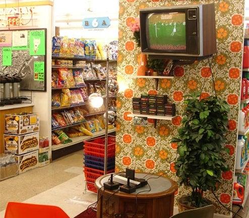 Buy Groceries, Play Atari, Both In 2008