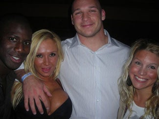 Brian Urlacher Deplenished Of $100 Grand Worth Of Fluid