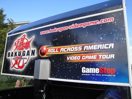 Bakugan: The Truck