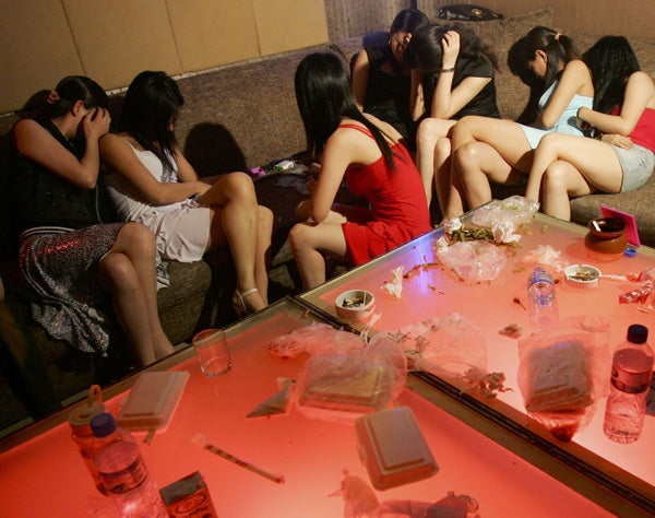 Sex Workers Are Different — Similar - The World Over