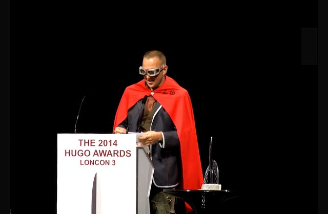 All The Most Exciting Moments From The 2014 Hugo Awards!