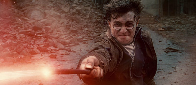 This is not the end of Harry Potter