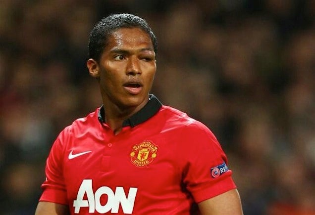 Sweet Jesus, Look At Antonio Valencia's Face