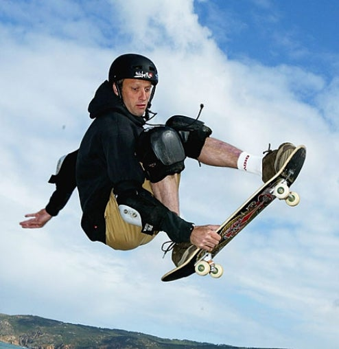 Next Tony Hawk's Game Will Have Skateboard Controller - Analyst