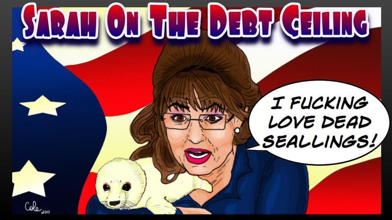 Sarah Joins the Debt Ceiling Conversation
