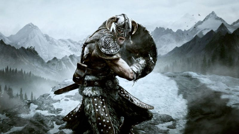 Skyrim Lets You Marry a Dude (Even if You're a Dude)