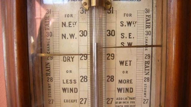 The first weather forecast was made 150 years ago today