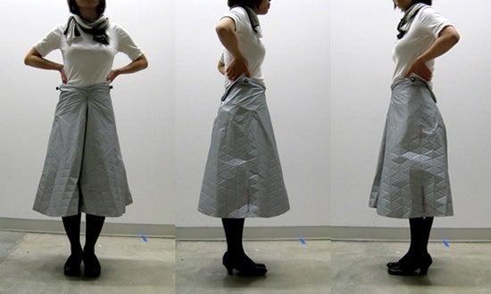 The Mechanical Lifting Skirt