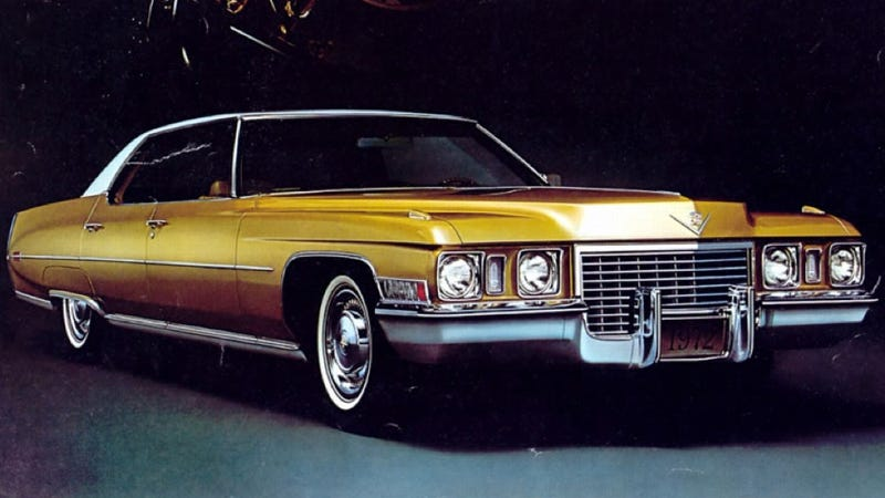 Welcome Back To The Automotive World Of The 1970s