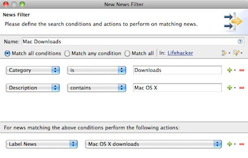 RSSOwl Newsreader Updates to 2.0, Adds Feed Importing, Search Features