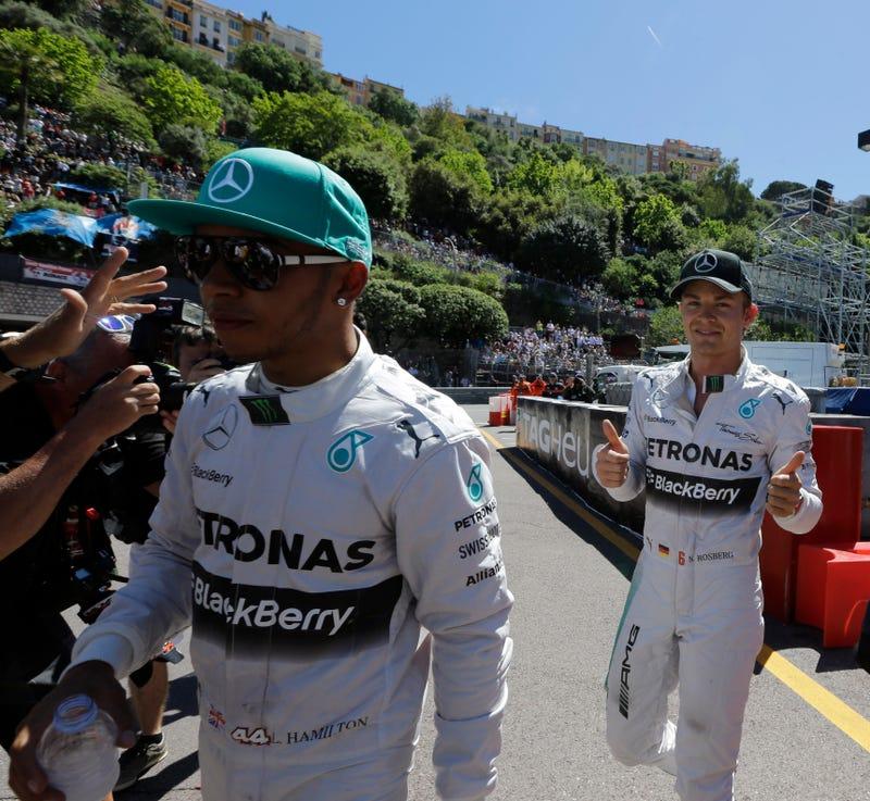 Monaco Grand Prix Qualifying In 15 Spectacular Photos