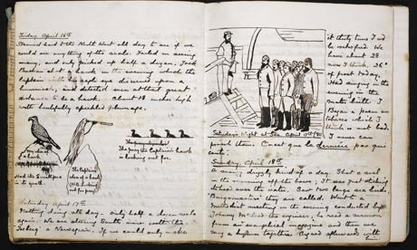 Sir Arthur Conan Doyle's Adventure Diary