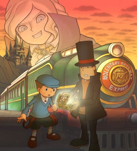 Professor Layton And the Diabolical Box Coming Stateside?