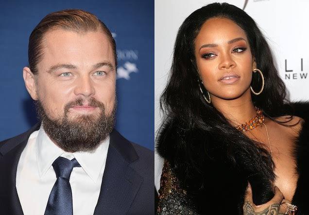 Source: Rihanna Wants Leonardo DiCaprio &amp;quot;To Get a<a href=