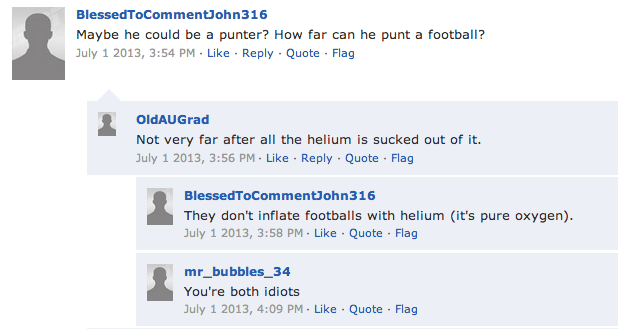 We Trolled The ESPN Comments One Last Time Before They're Overhauled