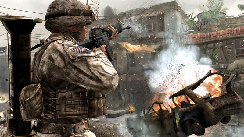 Brace Yourself for So Many More Call of Duty (Websites)