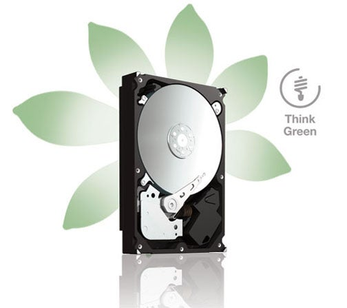 Seagate Barracuda LP Green Hard Drive Slooooows Down to Save Power