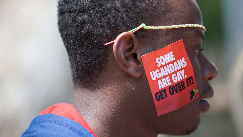 Ugandan High School Reportedly Expels 20 Students for Being Gay