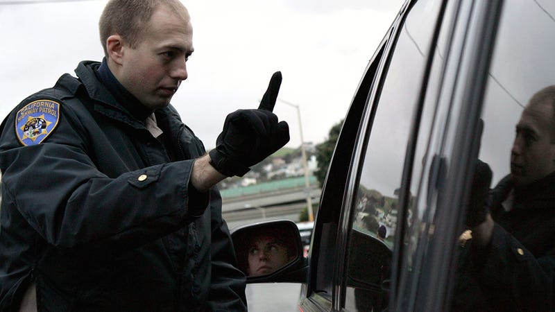 The Ten Worst Things You Can Say To A Cop