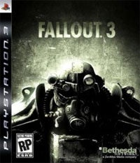 PS3 Fallout 3 A Bit Broken