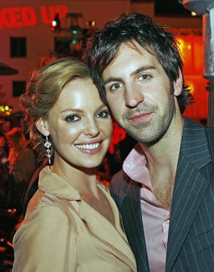 Katherine Heigl Gets Hitched
