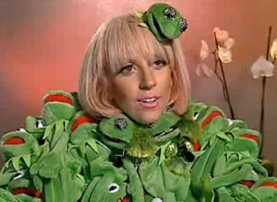 Lady Gaga Will Be In The New Muppet Movie