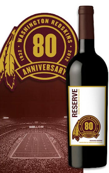Redskins Offer Fancy Wine To Fans To Drown Sorrows