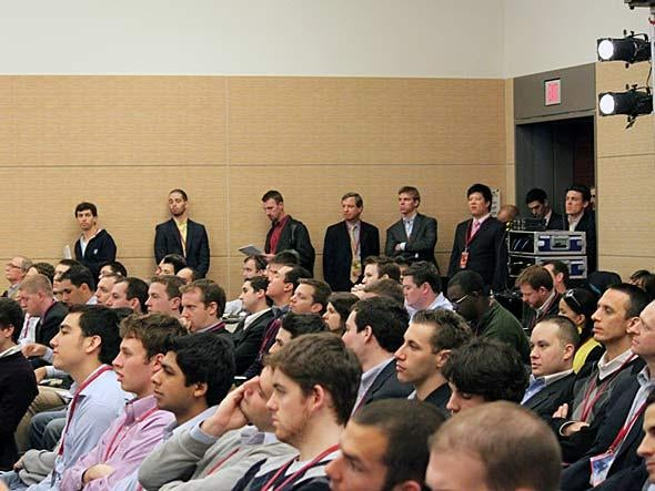 Bill Simmons, Malcolm Gladwell, And The Dirty Secret Of The MIT Sports Analytics Conference
