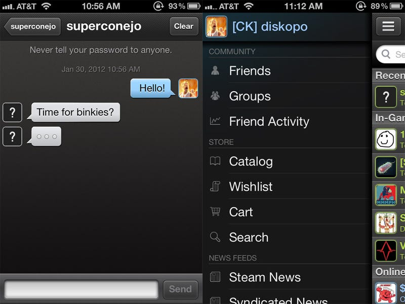 Steam's Mobile App Is a Great Game Assistant