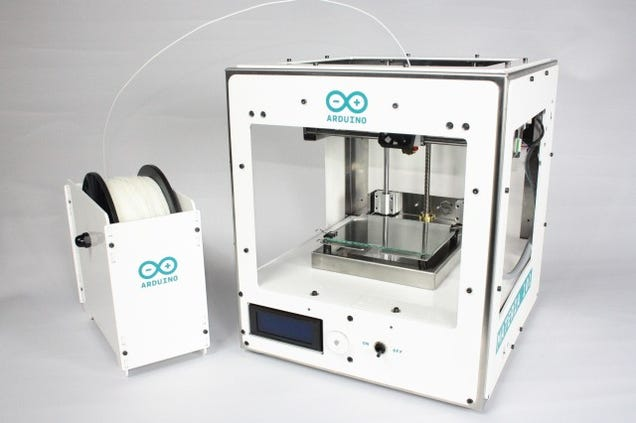 Arduino's New 3D Printer Will Cost You Less Than $1000