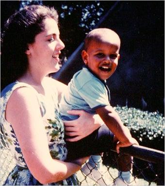 Barack Obama's Mama: Bohemian Bad Ass Boundary-Breaker