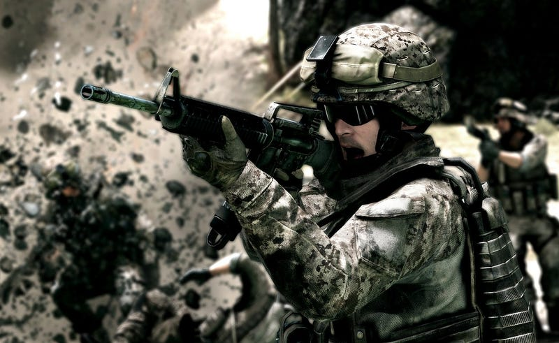 For All Its Airplanes, Earthquakes and Explosions, Battlefield 3's Campaign Is Remarkably Dull