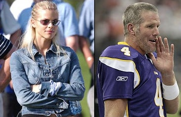Because Everything Is About Brett Favre, Always
