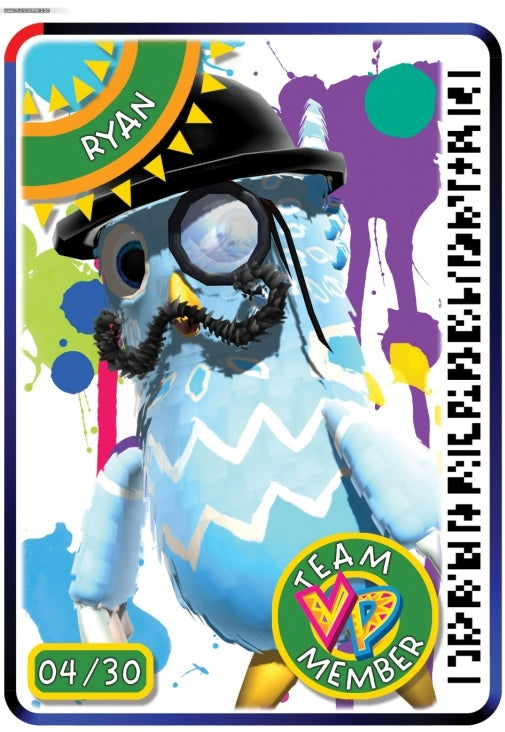 First Viva Piñata Vision Card Revealed
