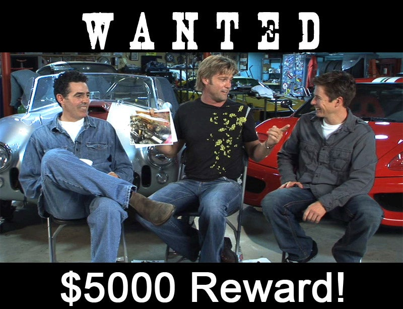 Jalopnik's $5000 Top Gear USA NBC Pilot Episode Challenge