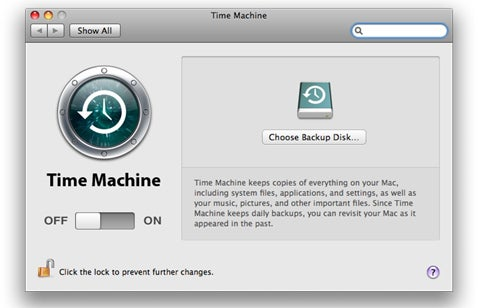 Apple Hasn't Given Up on Time Machine AirPort Disk Support