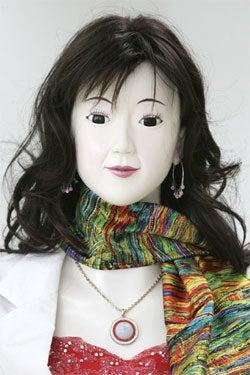 Chinese Beauty Robot Needs More Beauty