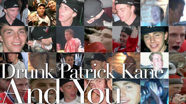 Fame And The Perils Of Drinking Beer Through A Straw In Public: A New Round Of Kaner Photos, Analyzed