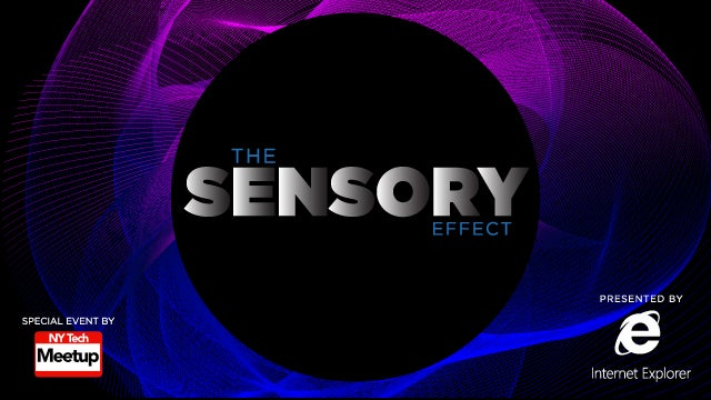 Watch Ray Kurzweil Deliver the Sensory Effect Keynote Here