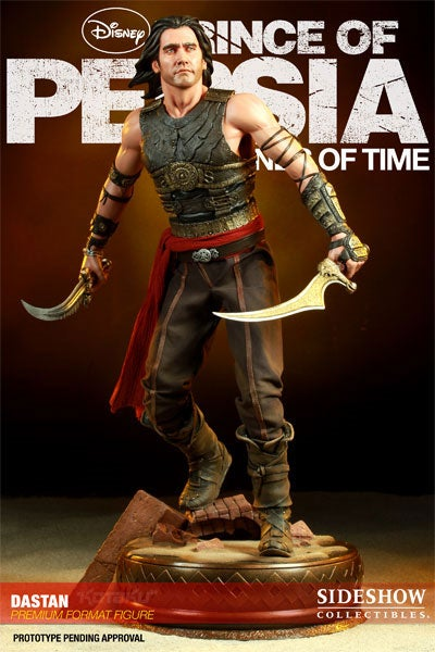 The $300 Prince Of Persia Statue