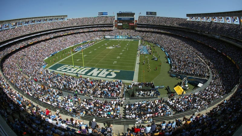 The Chargers Want $700 Million In Public Money For A New Stadium