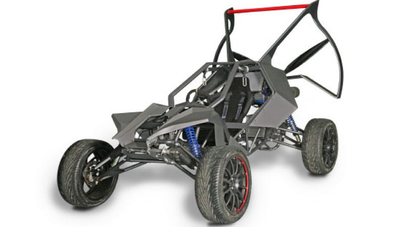 The SkyRunner Is A Flying Car With The Heart Of A Fiesta