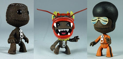 Yes, There Are LittleBigPlanet Action Figures Coming